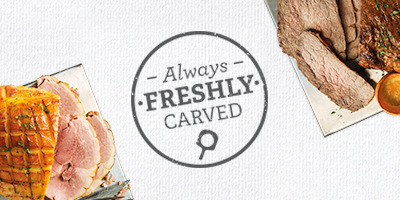 The World Turned Upside Down | Our Fresh Carvery's