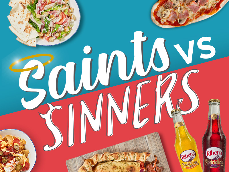 Saints and Sinners at Wolverton House