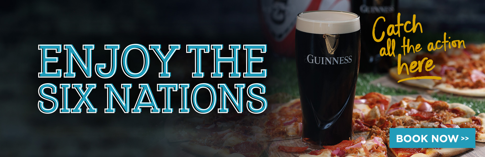 Six Nations at The Kings Arms