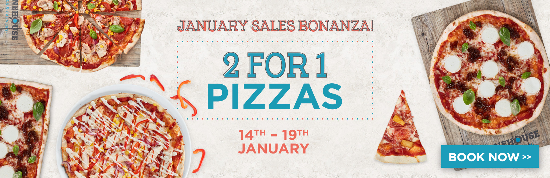January Sale at The Wilbury
