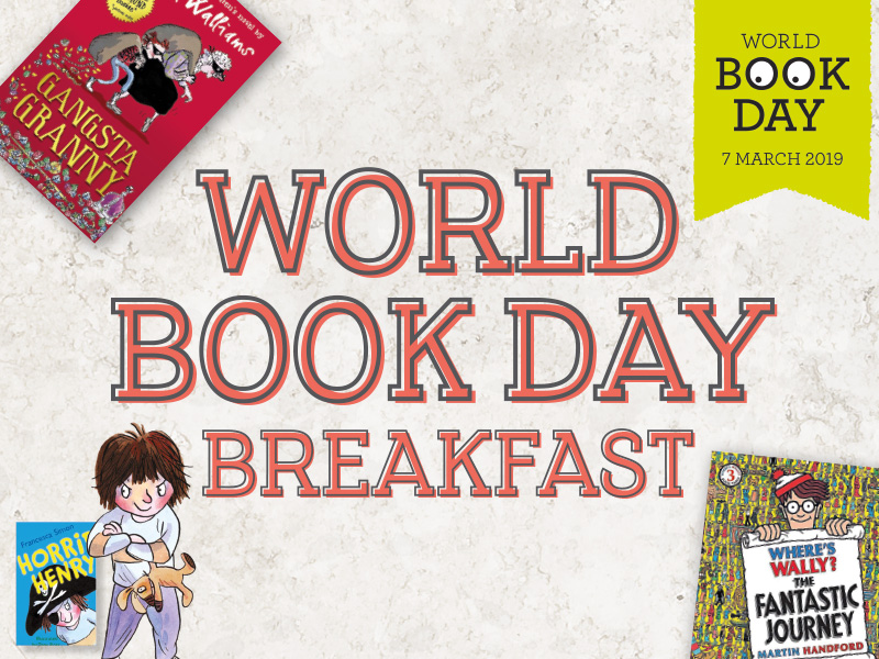 World Book Day at Wolverton House