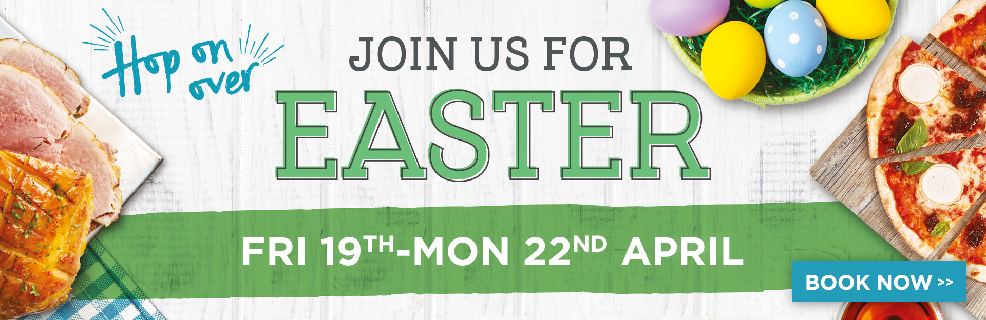 Easter at The Astley Arms