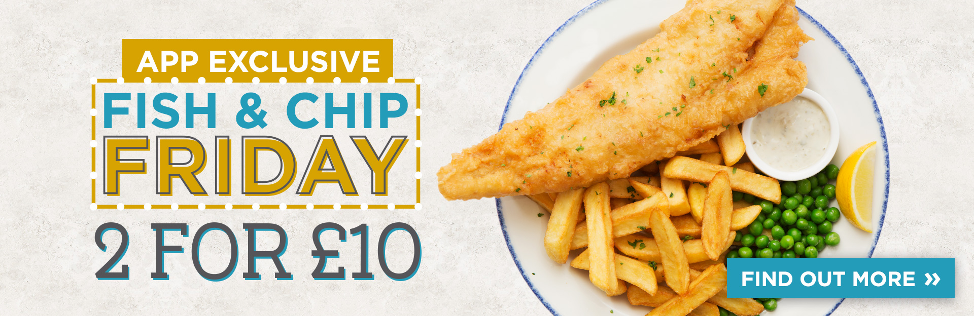 Fish & Chip Friday at The Kings Arms