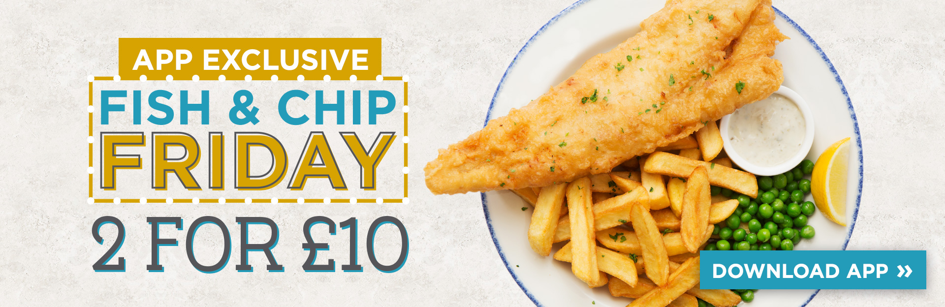 Fish & Chip Friday at Stonehouse