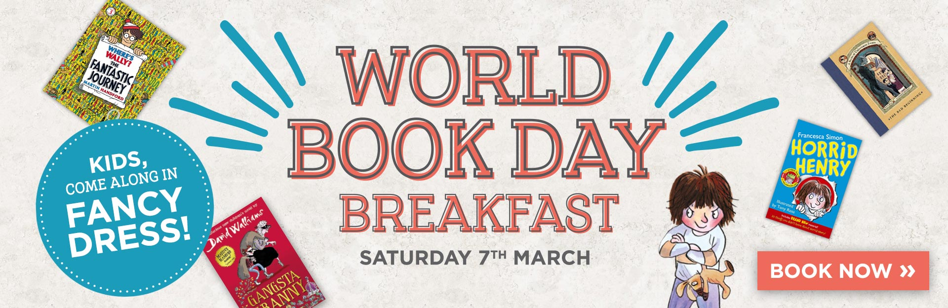 World Book Day at Stonehouse