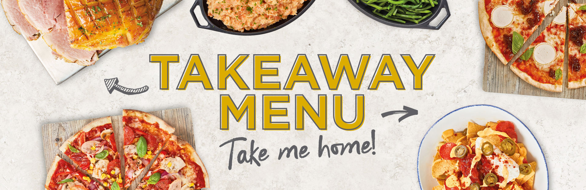 Takeaway at The Round Oak